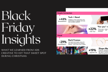 Black Friday 2020 insights from pudding.ai