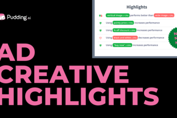 ad creative highlights