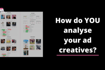 how do you analyse your ad creatives blog