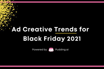 ad creative trends for black friday ads